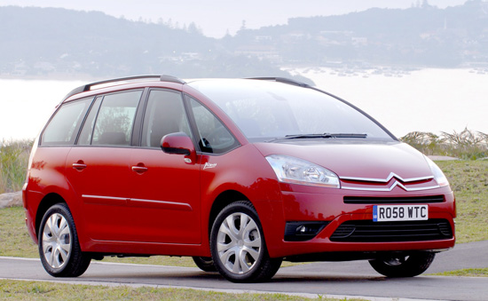 twice as nice citroen grand c4 picasso wins mpv of the year. Black Bedroom Furniture Sets. Home Design Ideas