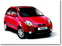 GM Daewoo Launches 2009 Matiz and Matiz SX Star