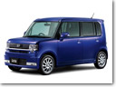 Daihatsu Unveils New Mini Passenger Vehicle MOVE Conte