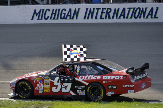 2008 NASCAR Sprint Cup Series, Michigan