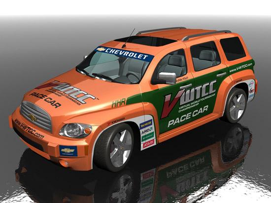 Chevrolet HHR Leading Car