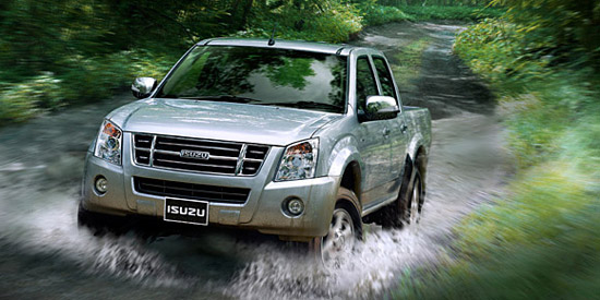 Types Of Pickup Trucks >> ISUZU newly introduce its pickup trucks to Russian market