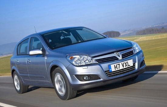 New 119g/km Astra ecoFLEX