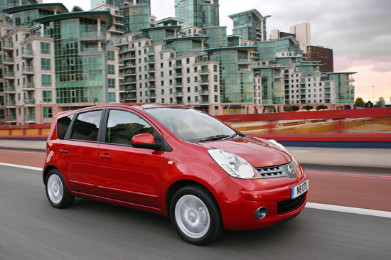 Nissan Best Supermini MPV