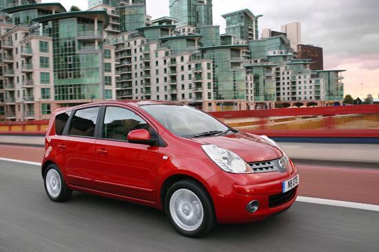 Nissan Best Supermini MPV