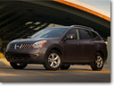 2009 Nissan Rogue Named Top Safety Pick By IIHS