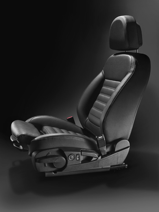 Combination Car Seat >> Opel Insignia Receives Seal of Approval for Ergonomic Seats