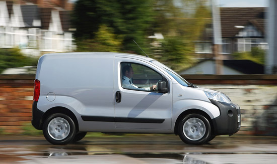 Peugeot's greenest LCV just got greener