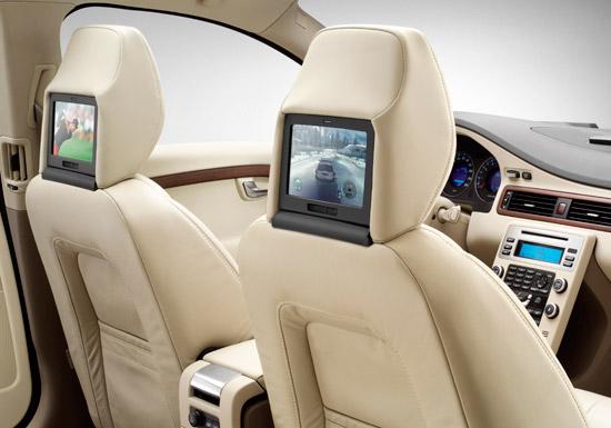 Volvo cabin environment