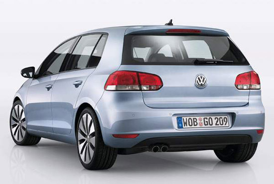 VW gives the Golf fresh look, competitive price