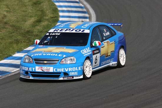 Nicola Larini - Chevrolet WTCC