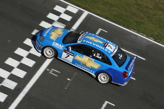 Rob Huff - Chevrolet WTCC
