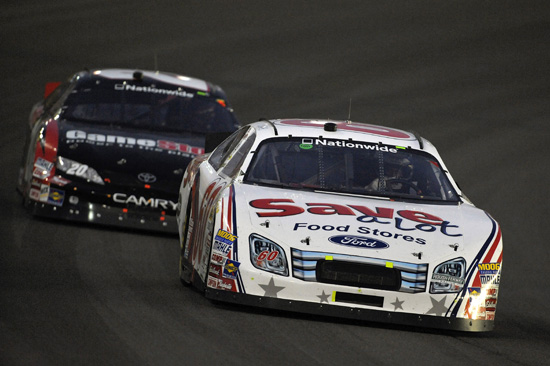 2008 NASCAR Nationwide Series, Fontana
