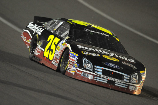 NASCAR Nationwide Series, Fontana