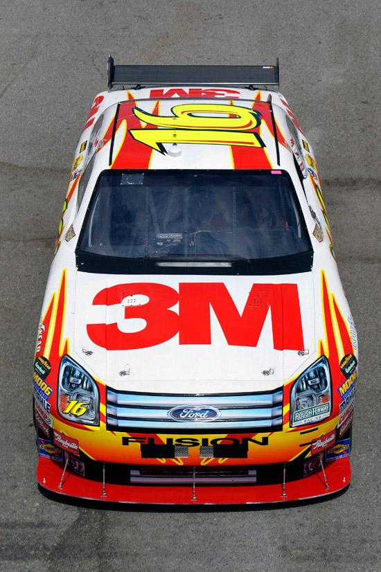 2008 NASCAR Sprint Cup Series, Fontana