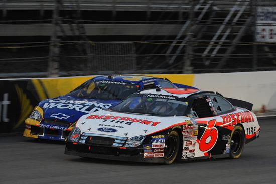 2008 NASCAR Nationwide Series, Richmond