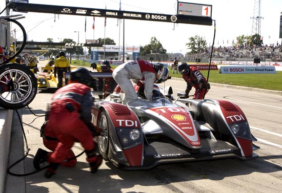 First victory of the season for Audi drivers Fässler/Pirro