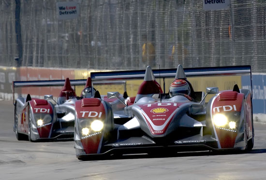 Luhr/Werner win ALMS Championship title