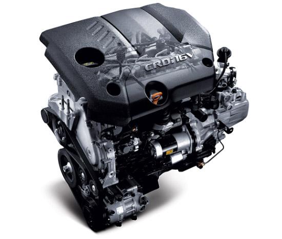 Diesel Engine U2 1.6 CRDi