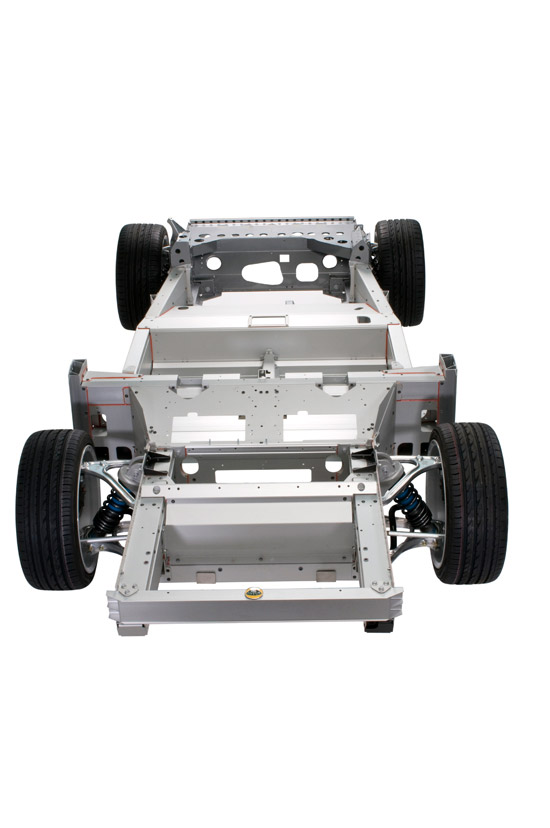 Eagle Chassis Front