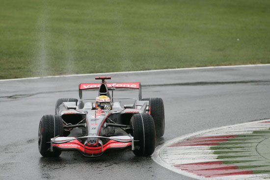 F1 Monza - McLaren Mercedes