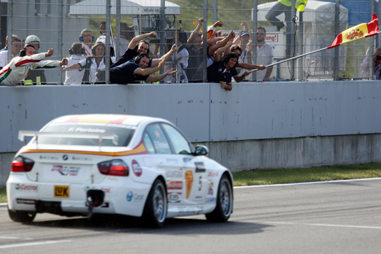 Félix Porteiro (BMW Team Italy-Spain) BMW Team WTCC