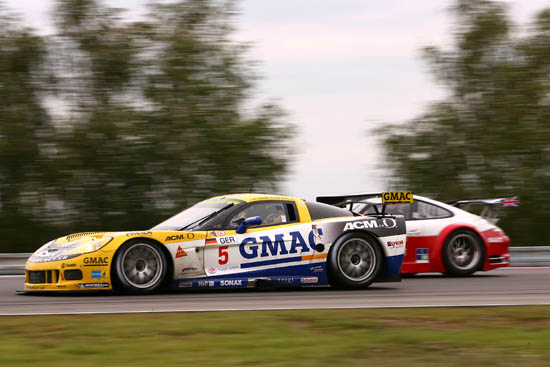 FIA-GT Championship Brno Czech Republic