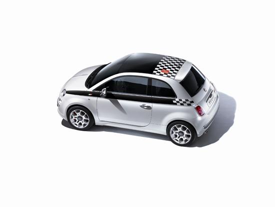"Fiat 500 ""F1TM Limited Edition"""