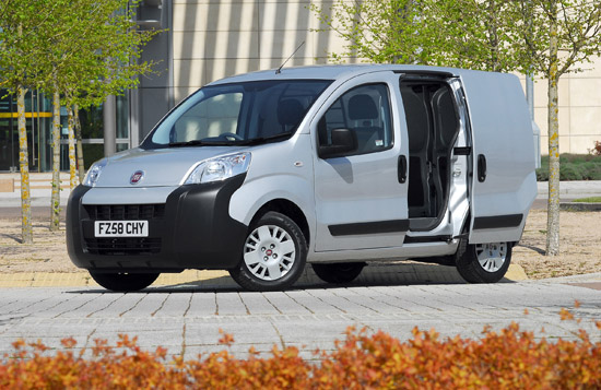 Fiorino is international van of the year 2009