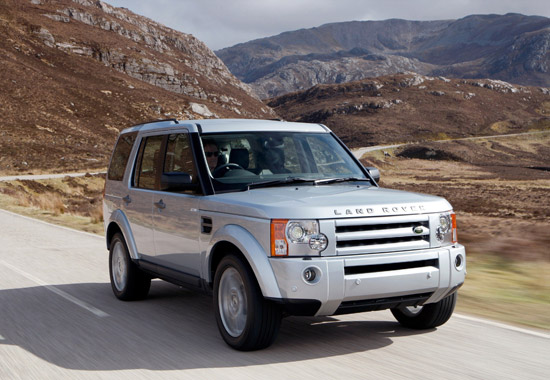 "Land Rover UK's managing director, John Edwards, said: ""The Discovery 3 is"