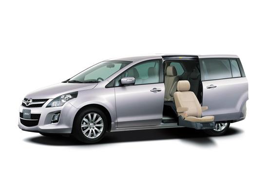 Mazda MPV Second Row Lift-up Seat