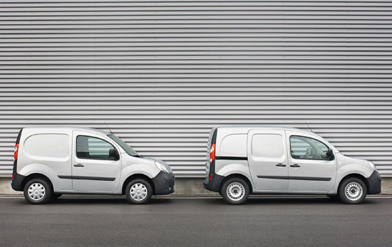 New Kangoo Compact and Kango Van