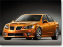 Pontiac G8 Shortlisted for North American Car of the Year