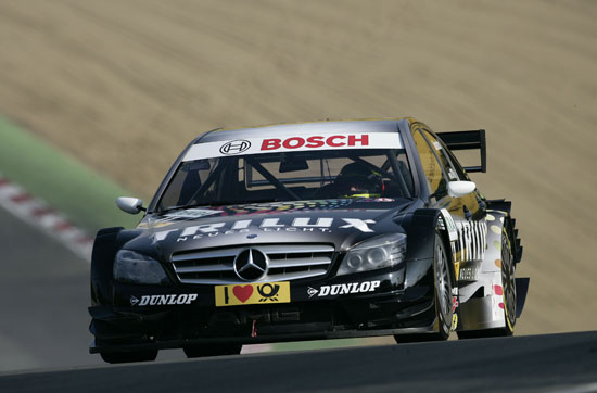 Ralf Schumacher, Trilux AMG Mercedes C-Class, 15th