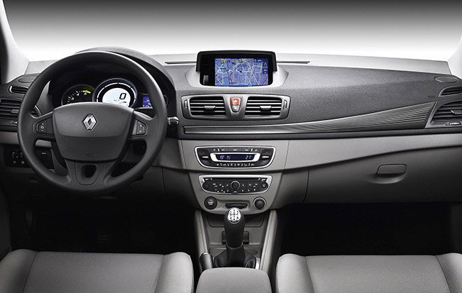 Renault Megane Hatch Interior