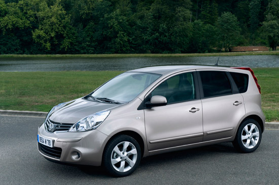 Nissan Revised Note