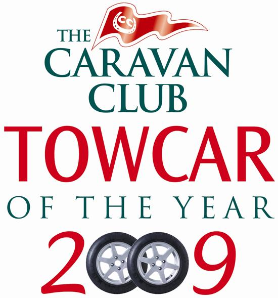 The Caravan Club Towcar of the year 2009