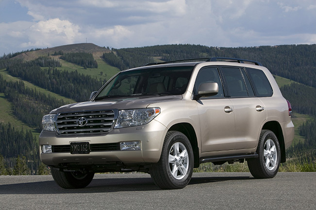 Toyota Land Cruiser 2009
