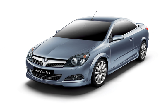 Vauxhall Astra TwinTop VXR