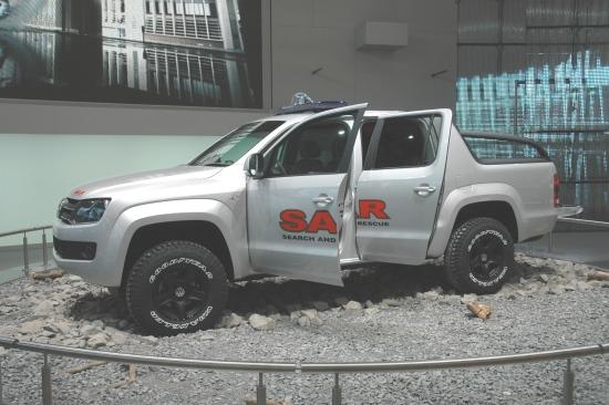 Volkswagen SAR