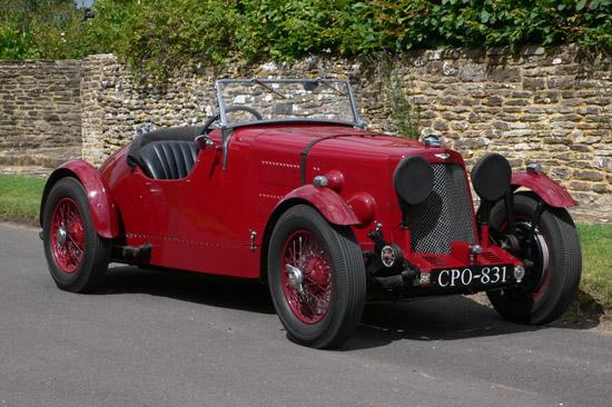 1937 Aston Martin 15/98 Sports