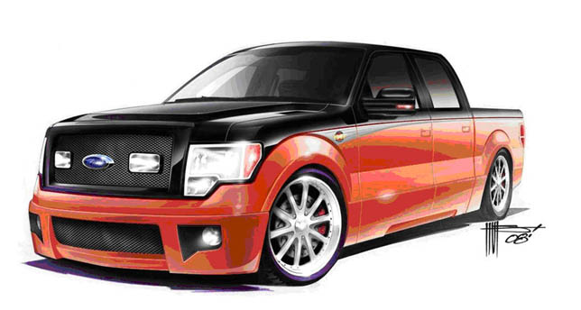 2009 Ford F-150 by Street Scene Equipment