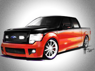 Ford To Showcase New F-150's Versatility At SEMA