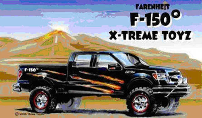 2009 Ford F-150 FX-4 by X-Treme Toyz