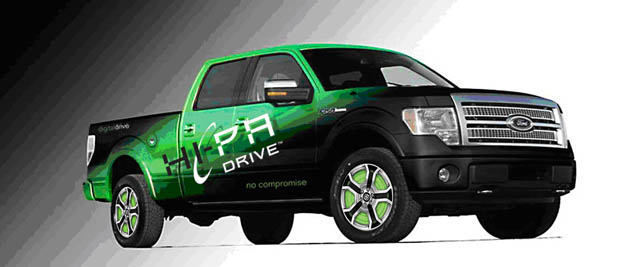 2009 Ford F-150 Hi-Pa Drive™