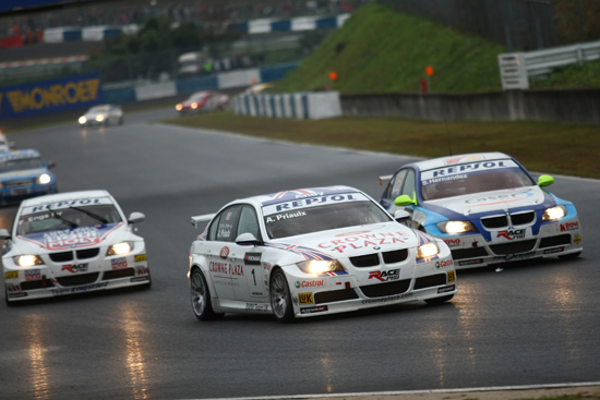 Andy Priaulx (GBR), BMW Team UK, BMW 320si WTCC