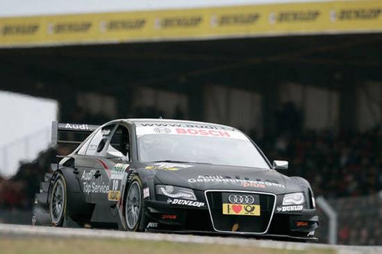 Timo Scheider Audi Sport Team Abt Sportsline