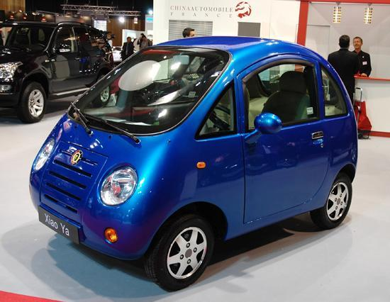 Chika – cute city car could be precursor of original Chinese style