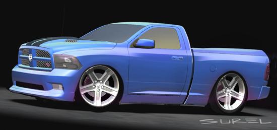 Dodge Ram R/T