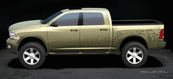 Dodge Ram Sportsman
